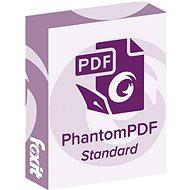 Foxit PhantomPDF Standard 10 (elektronická licence)