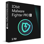 Iobit Malware Fighter 6 PRO (elektronická licence) - Elektronická licence
