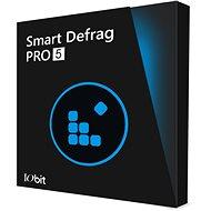 Iobit Smart Defrag 5 PRO (elektronická licence) - Elektronická licence