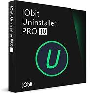 Iobit Uninstaller PRO 10 pro 1 PC na 12 měsíců (elektronická licence) - Kancelářský software