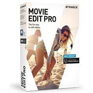 MAGIX Movie Edit Pro (elektronická licence)