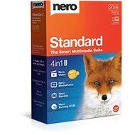 Nero 2019 Standard BOX - Vypalovací software
