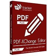 Kancelářský software PDF-XChange Editor Plus pro 10 uživatelů (elektronická licence)