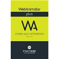 WebAnimator Plus (elektronická licence) - Kancelářský software