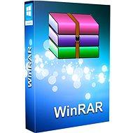 WinRAR pro 1 PC (elektronická licence) - Kancelářský software
