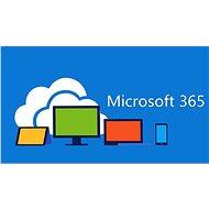 Microsoft 365 A3 měsíční předplatné pro školy - Elektronická licence