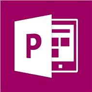 Microsoft PowerApps - Plan 2 (měsíční předplatné) - Elektronická licence