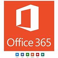 Microsoft Office 365 Enterprise E5 (měsíční předplatné) - Kancelářský software