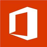 Office 365 Enterprise E5 without Audio Conferencing měsíční předplatné pro státní správu - Elektronická licence
