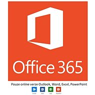 Microsoft Office 365 F1 (měsíční předplatné) - Elektronická licence