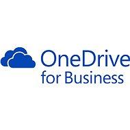 Microsoft OneDrive - Plan 1 (měsíční předplatné) pro firmy - Elektronická licence
