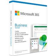 Kancelářský software Microsoft 365 Business Standard CZ (BOX)