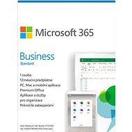 Microsoft 365 Business Standard CZ (Electronic License) - Office Software