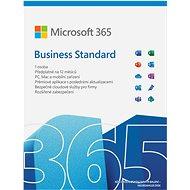 Kancelářský software Microsoft 365 Business Standard (elektronická licence)