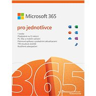 Microsoft 365 for individuals (Electronic License) - Office Software