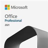 Microsoft Office 2021 Professional (elektronická licence) - Kancelářský software