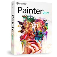 Painter 2021 ML (elektronická licence) - Grafický software