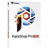 PaintShop Pro 2020 Mini Box EN (BOX) - Grafický software