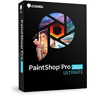 PaintShop Pro 2020 Ultimate Mini Box EN (BOX) - Graphics Software