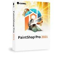 PaintShop Pro 2021 Corporate Edition Upgrade pro 1 uživatele (elektronická licence) - Grafický software
