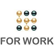 Docházkový systém ForWork licence pro 10 zaměstnanců na 1 rok (elektronická licence) - Software