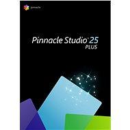 Pinnacle Studio 25 Plus (elektronická licence)