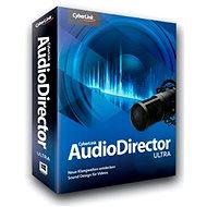 Cyberlink AudioDirector Ultra (elektronická licence) - Audio software