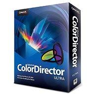 Cyberlink ColorDirector Ultra (elektronická licence)