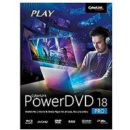 Cyberlink PowerDVD 18 Pro (elektronická licence)