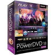 Cyberlink PowerDVD 18 Ultra (elektronická licence)