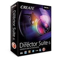 Cyberlink Director Suite 6 (elektronická licence) - Elektronická licence
