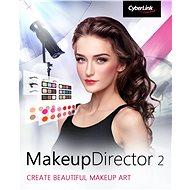 Cyberlink MakeupDirector 2 (elektronická licence) - Elektronická licence