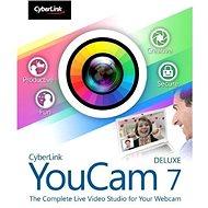 Cyberlink YouCam 7 Deluxe (elektronická licence)