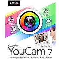 Cyberlink YouCam 7 Standard (elektronická licence) - Kancelářský software