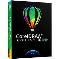CorelDRAW Graphics Suite 2019 Business Mac (elektronická licence) - Grafický software