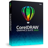CorelDRAW Graphics Suite 2020 Business MAC (elektronická licence) - Grafický software