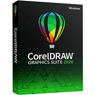 CorelDRAW Graphics Suite 365-Day Renewal WIN (elektronická licence) - Grafický software
