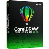 CorelDRAW Graphics Suite 2020 (elektronická licence) - Grafický software