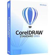 CorelDRAW Standard 2021 (elektronická licence) - Grafický software