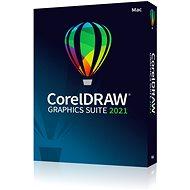 CorelDRAW Graphics Suite 2021, Mac (elektronická licence)