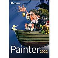 Corel Painter 2022, Win/Mac, EN (elektronická licence) - Grafický software