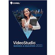 Corel VideoStudio 2021 Business & Education (elektronická licence) - Grafický software