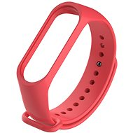 STX Mi Band 3/4 Silicone, Red - Watch band