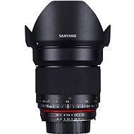 Samyang 16mm F2.0 Nikon AE - Objektiv