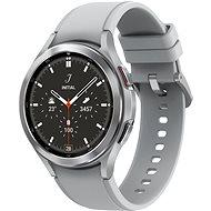 Chytré hodinky Samsung Galaxy Watch 4 Classic 46mm stříbrné