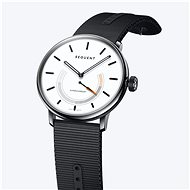 Sequent SuperCharger 2.1 Premium sněhově bílé s černým řemínkem - Chytré hodinky