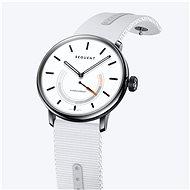 Sequent SuperCharger 2.1 Premium sněhově bílé s bílým řemínkem - Chytré hodinky