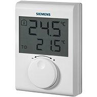 Siemens RDH100 Digitální prostorový termostat s kolečkem, drátový - Termostat