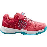 Wilson Kaos K červená - Tenisové boty