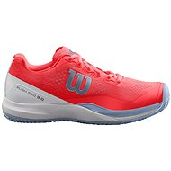 Wilson Rush Pro 3.0 W červená/bílá - Tenisové boty